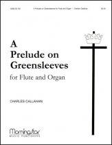 PRELUDE ON GREENSLEEVES