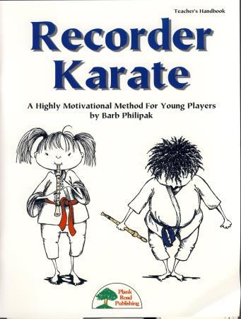 RECORDER KARATE (KIT BK/CD)