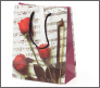 Giftbag: Sheet Music & Rose Medium