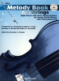Melody Book For Strings (Bk/Cd)