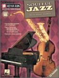 Jazz Play Along V105 Soulful Jazz (Bk/CD
