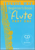 Beginner's Book For The Flute Pt 1 W/CD