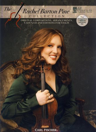 Rachel Barton Pine Collection (Bk/Cd)
