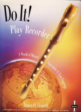 Do It Play Recorder (Bk/CD/Recorder)
