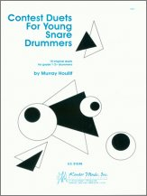 Contest Duets For Young Snare Drummers
