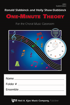One-Minute Theory For The Choral Classro