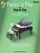 Pieces To Play W/Step By Step Bk 2 W/CD