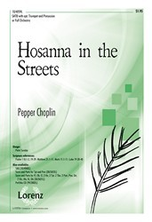 Hosanna In The Streets