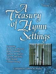 TREASURY OF HYMN SETTINGS VOL 2, A