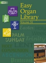 Easy Organ Library Vol 51