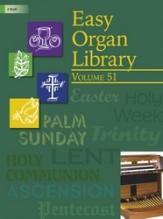 EASY ORGAN LIBRARY VOL 51