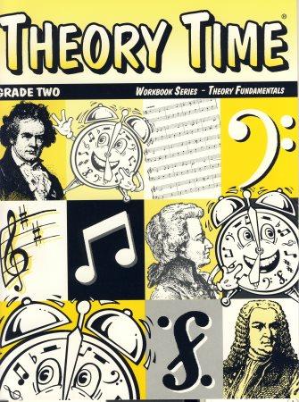 THEORY TIME GRADE 2