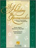 Holiday To Remember, A (Satb)