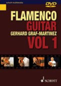 Flamenco Guitar Method Vol 1 Dvd