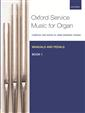 Oxford Service Music For Organ Bk 1