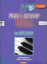 25 TOP PRAISE & WORSHIP SONGS VOL 4