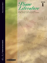 Piano Literature Bk 1