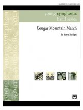 Cougar Mountain March: 1st B-flat Clarinet
