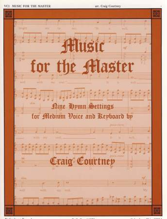 MUSIC FOR THE MASTER