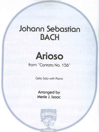 Arioso From Cantata #156
