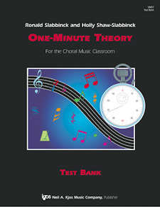 One-Minute Theory For The Choral Music C