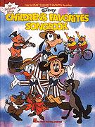 Disney Children's Favorites Songbook