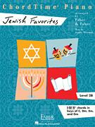 Chordtime Piano Jewish Favorites Lev 2b