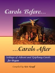 CAROLS BEFORE CAROLS AFTER