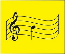 MUSIC FLASHCARDS ON THE GO TREBLE CLEF N