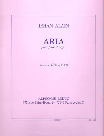 ARIA (W/ORGAN)