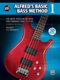 Alfred's Basic Bass Method 1 (Bk/Dvd)