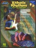 Ethnic Rhythms For Guitar (Bk/Cd)
