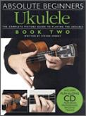 Absolute Beginners Ukulele Bk 2 (Bk/Cd)