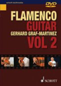 Flamenco Guitar Method Vol 2 Dvd