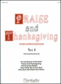 Praise and Thanksgiving Set 4
