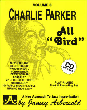 Charlie Parker All Bird Vol 6