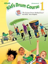 Kid's Drum Course 1 Starter Kit (Bk/Cd)