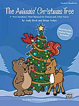 ANIMALS CHRISTMAS TREE, THE