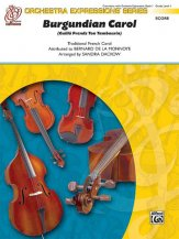 Burgundian Carol (Guillo Prends Ton Tamourin): 2nd Violin