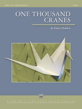 One Thousand Cranes: B-flat Bass Clarinet