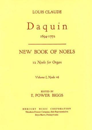 NEW BOOK OF NOELS VOL 1 NOELS 1-6