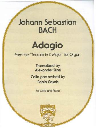 Adagio From Toccata In C Major