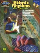 Ethnic Rhythms For Guitar (Bk/Cd)