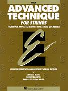 Advanced Technique For Strings