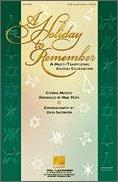 HOLIDAY TO REMEMBER, A (SAB SCORE)