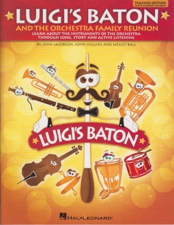 Luigi's Baton & The Orchestra Family Reu