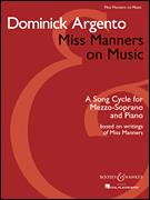 MISS MANNERS ON MUSIC