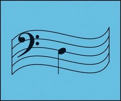 MUSIC FLASHCARDS ON THE GO BASS CLEF NOT