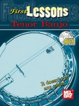 First Lessons Tenor Banjo (Bk/Cd)