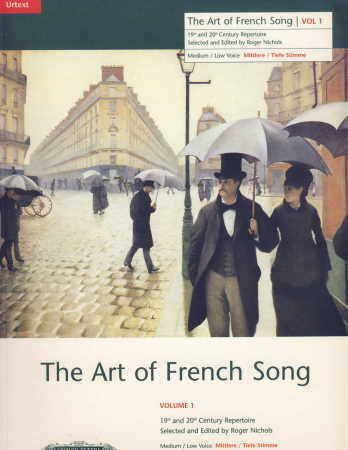 ART OF FRENCH SONG VOL 1, THE